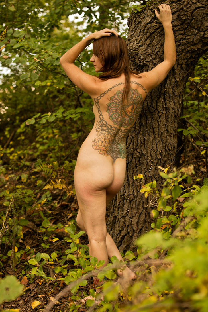 Tree and Back Piece by grandart