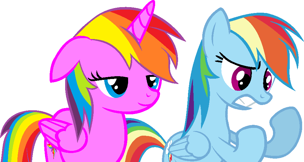 Wallpaper download attitude - Request Rainbow Magic And Rainbow Dash By
