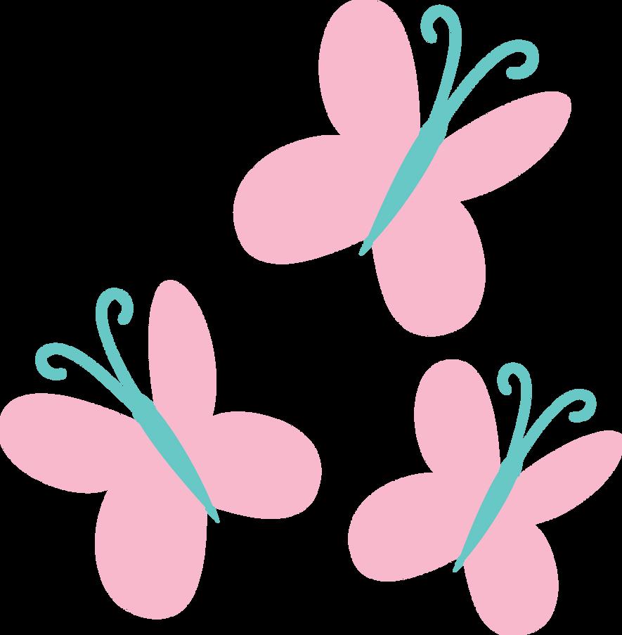 Fluttershy Cutie Mark by BlackGryph0n