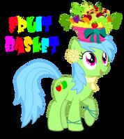 Fruit Basket by BlackGryph0n