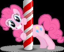 Pinkie Pie Pole by BlackGryph0n