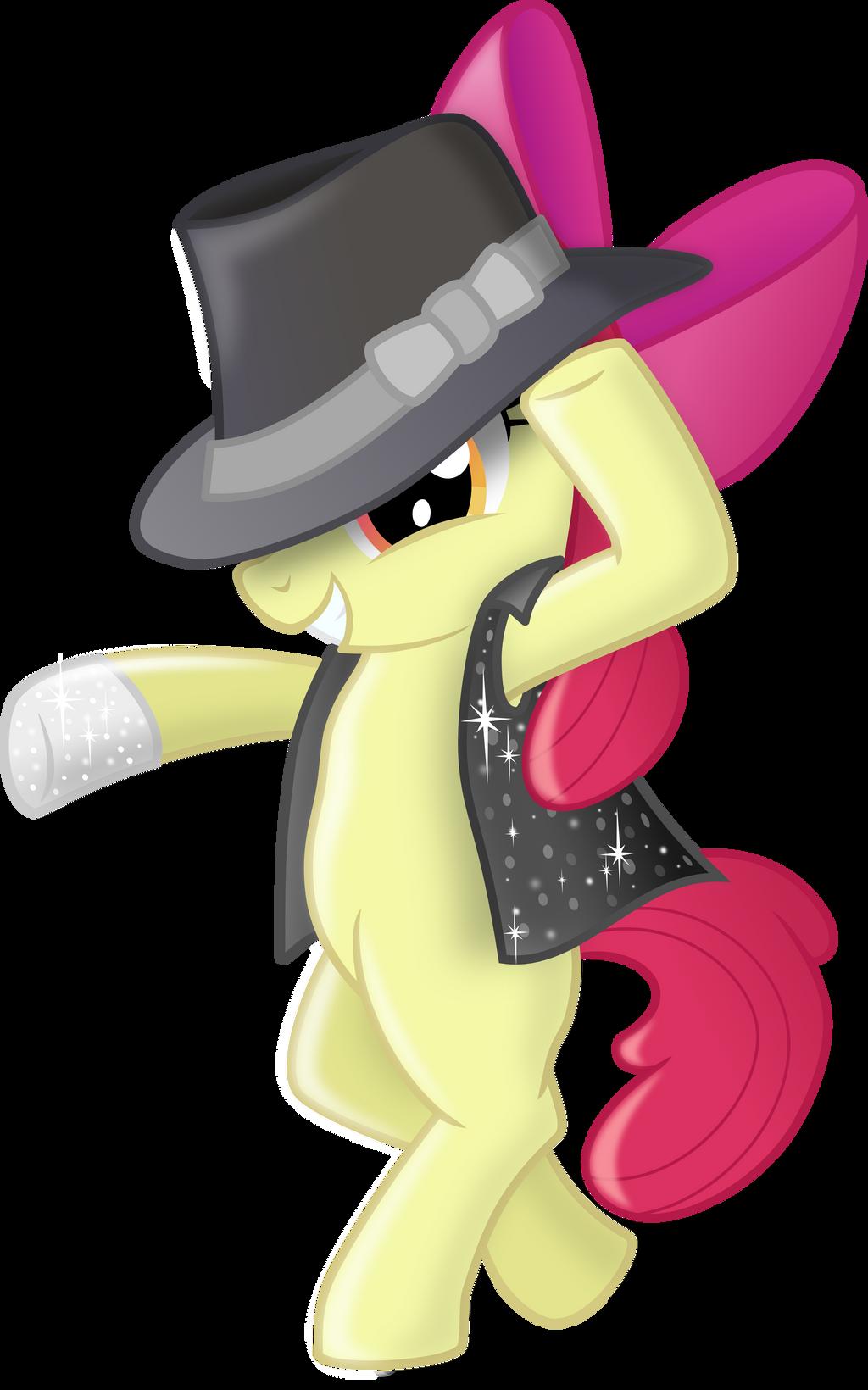 Apple Jackson by BlackGryph0n