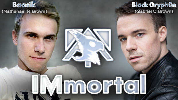 IMmortal - Now on iTunes!