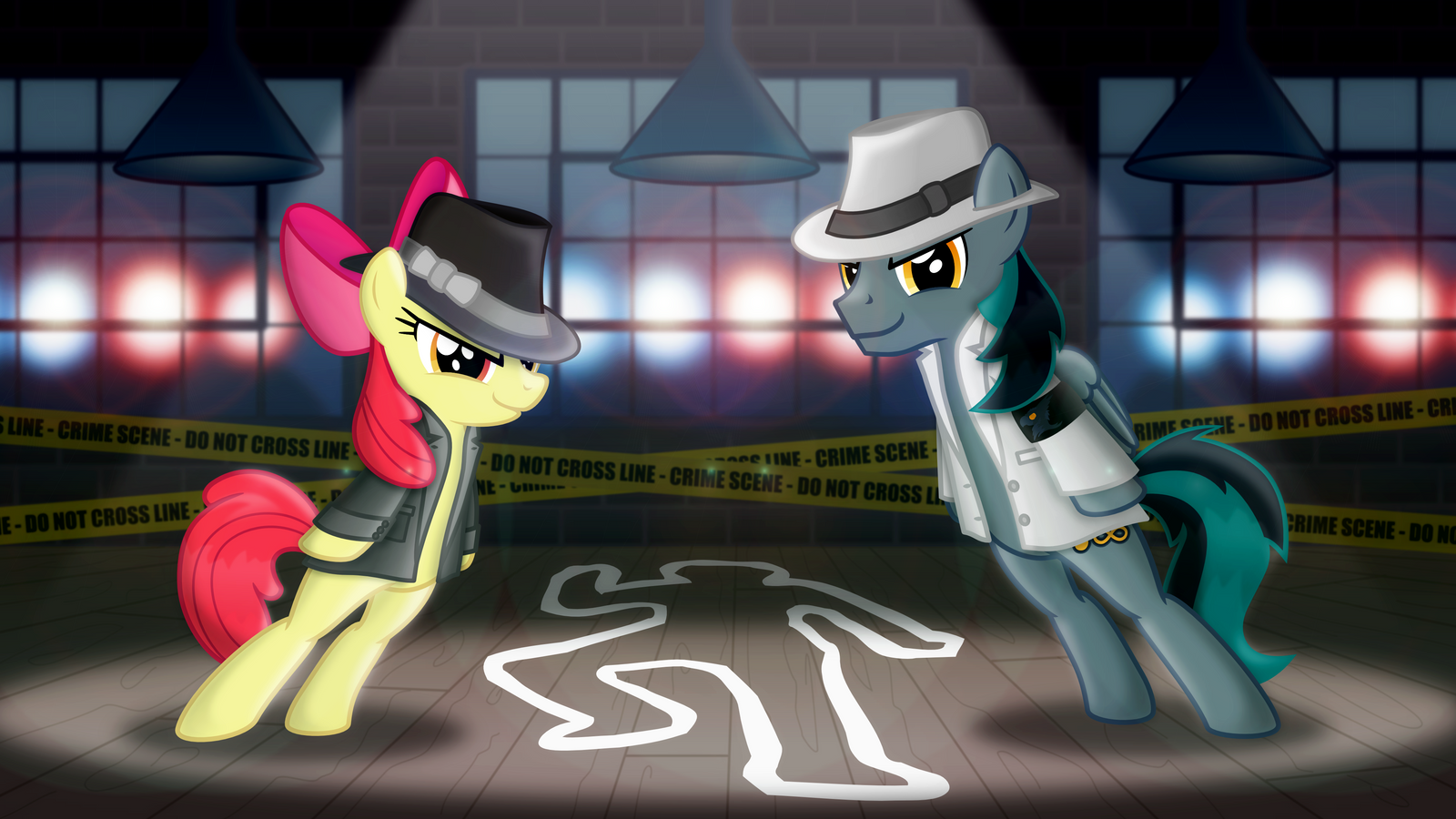 Smooth Criminal (Cover Art) by BlackGryph0n