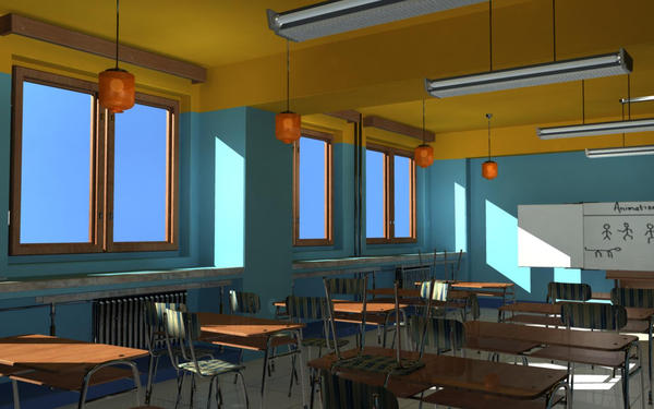 MAYA LIGHTING CLASSROOM by cgmiku ... & MAYA LIGHTING CLASSROOM by cgmiku on DeviantArt