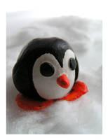 Penguin by Ewig
