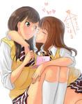 NyanYuko: Chuu please
