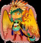 Harpy Queen Chibi