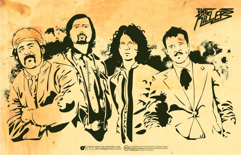 the killers by chekovskie1980