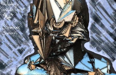 (Elisruza the) Steampunk Samurai