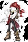 Wachin pirate by sonicG