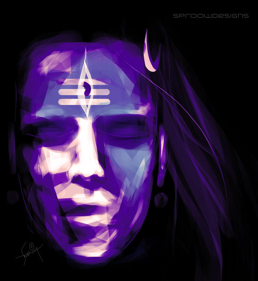 Why is Lord Shiva often depicted as smoking 'chillum