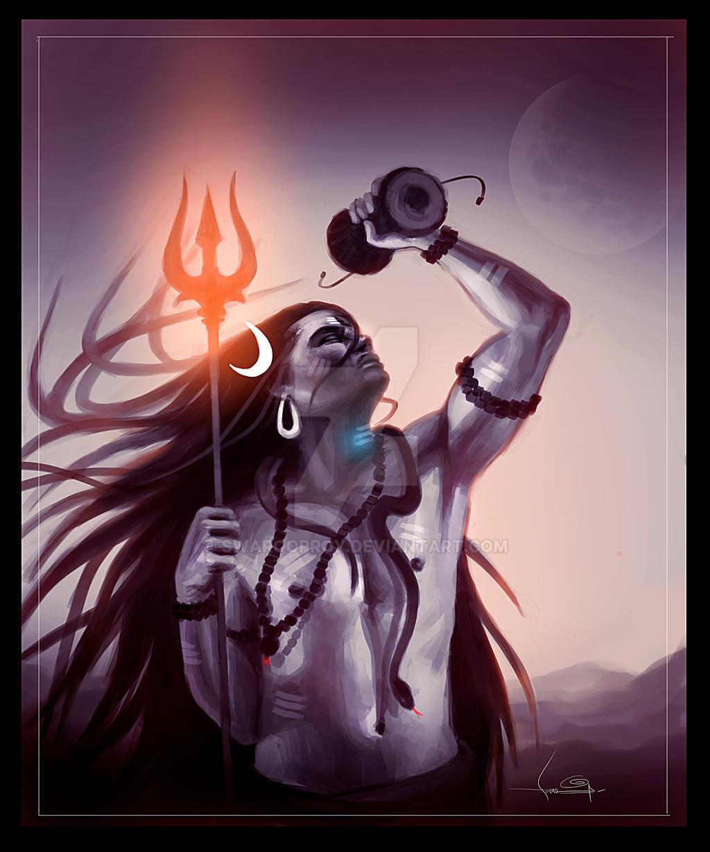 Rudra 2 By Swarooproy On DeviantArt