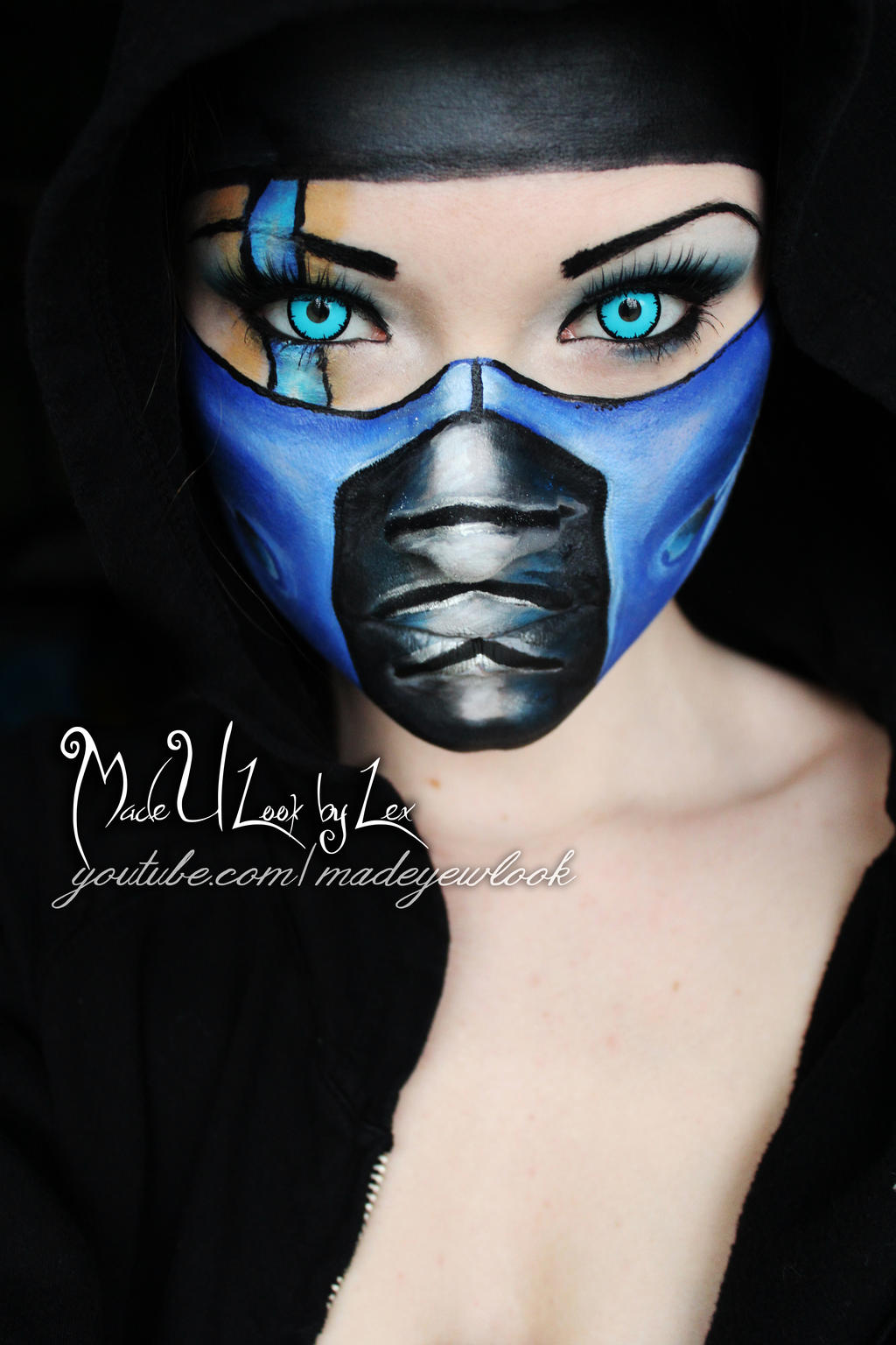 Mortal Kombat, Subzero by MadeULookbylex