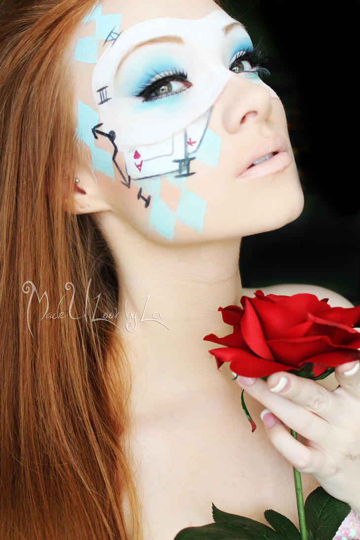 Alice, Alice in Wonderland by MadeULookbylex