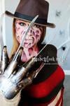 Freddy Krueger (All Eyeshadow Application)