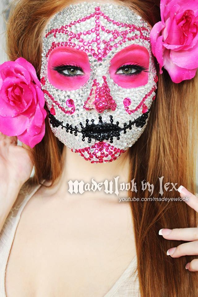 Dia de los Muertos by MadeULookbylex