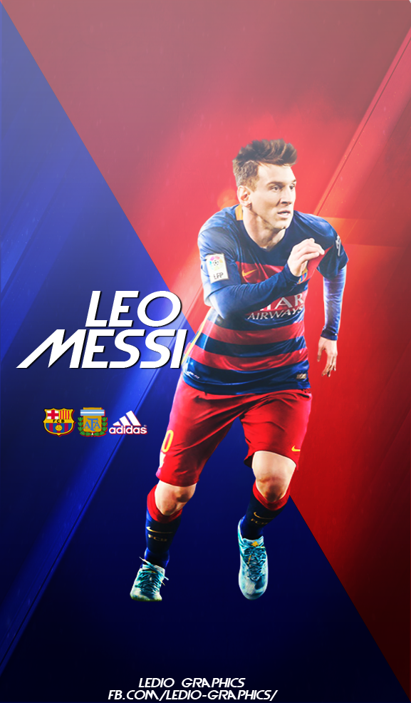 Lionel Messi Wallpaper 2016 For Iphone By Ledioc10 On Deviantart