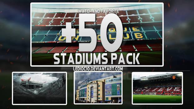 STADIUM PACK +50 STADIUM WALLPAPER