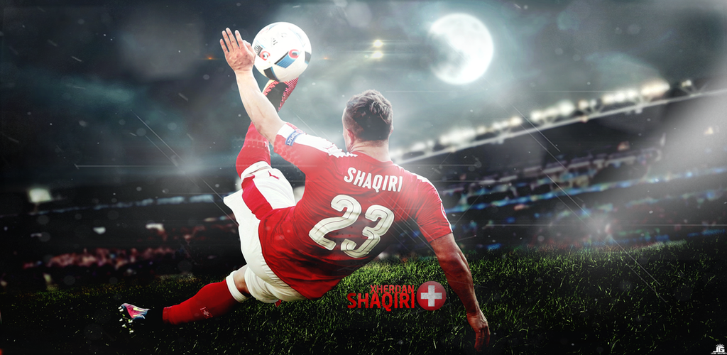 Xherdan Shaqiri Wallpaper Switzerland