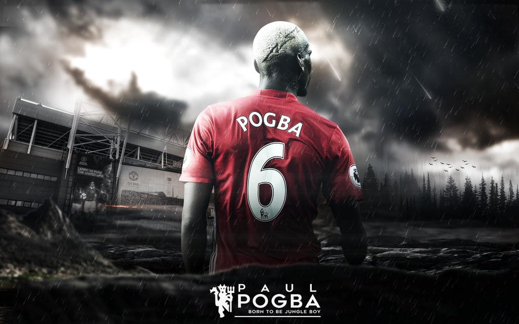 Paul Pogba Wallpaper 2016/17