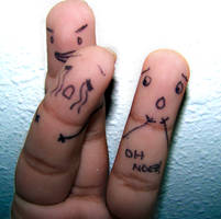 Finger Rape? by vyktoryaftw