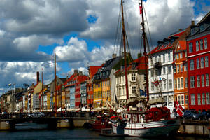 Copenhagen  City-Coloured by Turin231