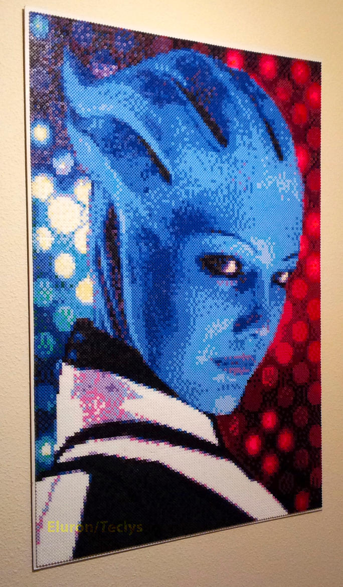 Liara T'Soni 2 by Teclys
