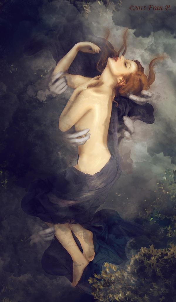 Io and Zeus by FrancescaPoliti