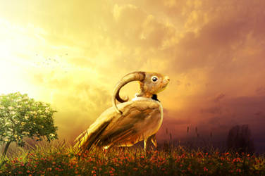 Fantastic creature by vlacruz