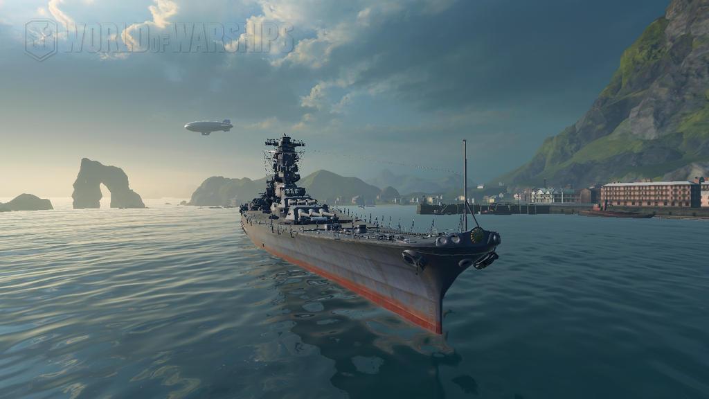 Yamato class by das-kommander
