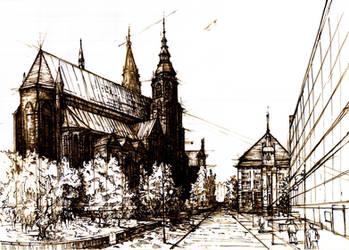 Legnica by JakubKrolikowskiART