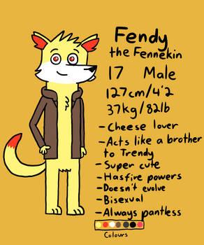 Fendy Ref - 2019