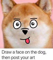 Doggo by TrendyTheFoxxo