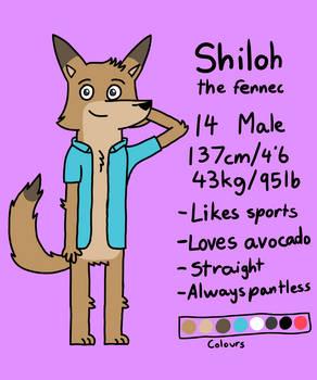 Shiloh Ref - 2019