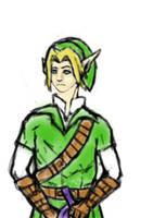 Link wip by 1girlfriend
