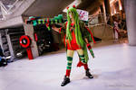 Flygon cosplay full