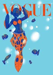 Vogue fishy