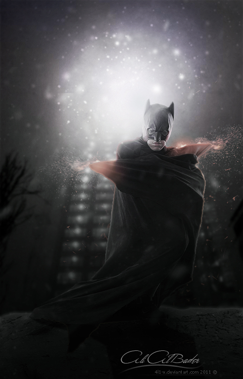 Batman Returns by 4l1-x