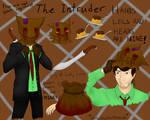 CPOC REF - The Intruder [NEED FRIENDS ENEMIES ETC]
