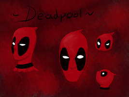 Deadpool by UnluckyOwlFreak