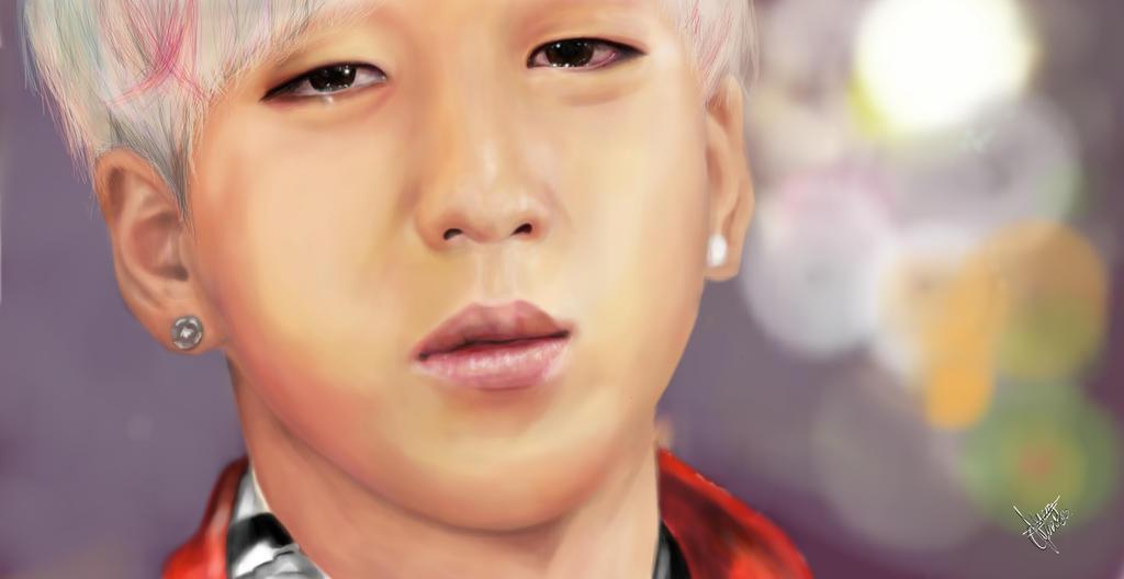 BARO ~B1A4 by yomi95 on DeviantArt B1a4 Sandeul And Baro