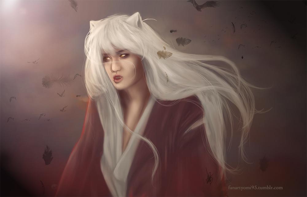 Inuyasha (Kai) by yomi95