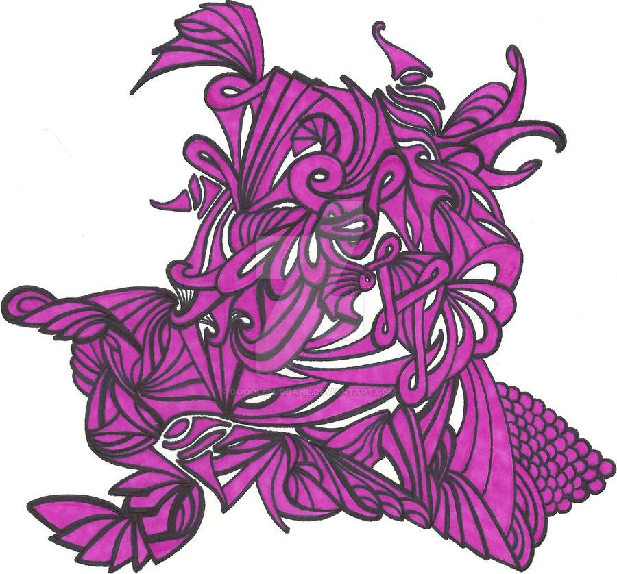 Madonna by DoodleBuddahl