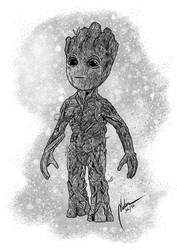 We are Groot  by mnetto
