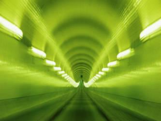 Terminal Velocity - Green