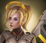 Mercy Portrait (Normal Version)