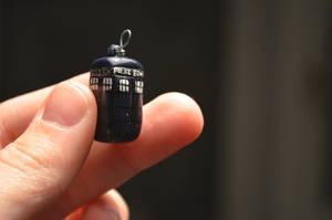 TARDIS by Lizalainx3