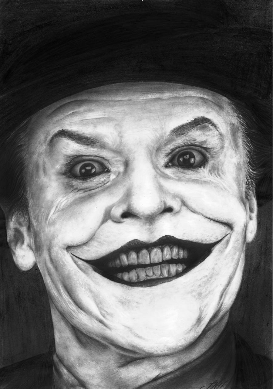 Jack Nicholson by Mizz-Depp