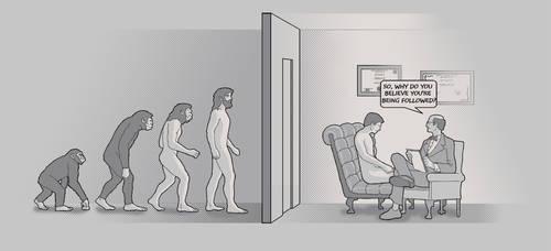 Homo paranoidus